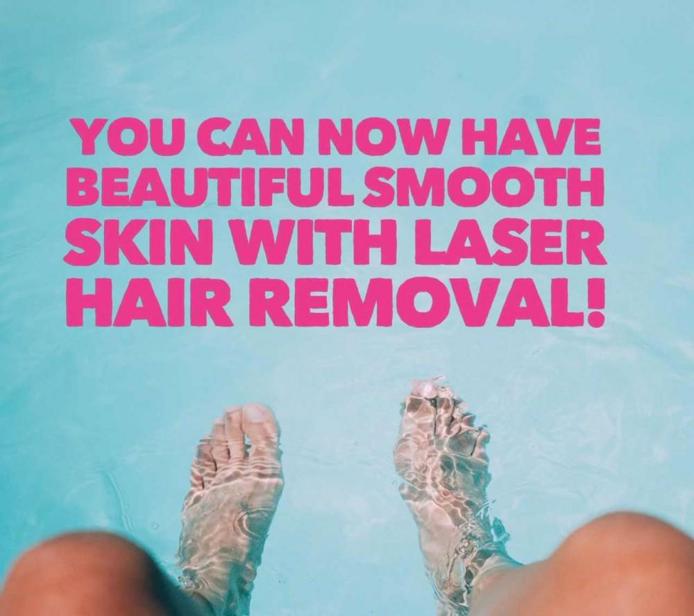 laser hair removal page